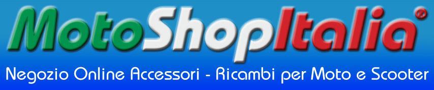 MOTOSHOPITALIA Negozio Online Accessori Ricambi per Moto e Scooter