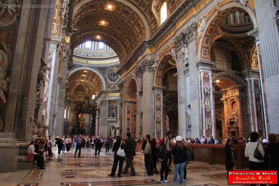 Roma e vaticano 2 roma vaticano basilica di san pietro for Corso di arredatore d interni roma
